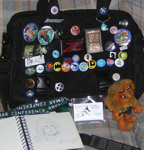Laura's Con Bag