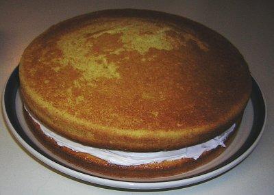 Leah's Cake Step 6