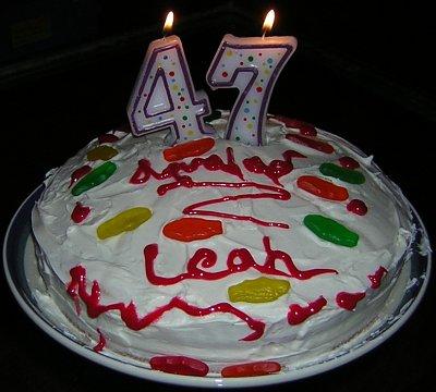 Leah's Cake Step 10