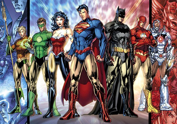 Justice League's New Pants