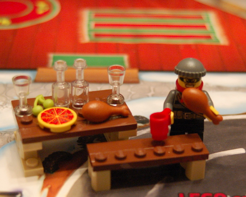 9 Dec 2013 LEGO Advent