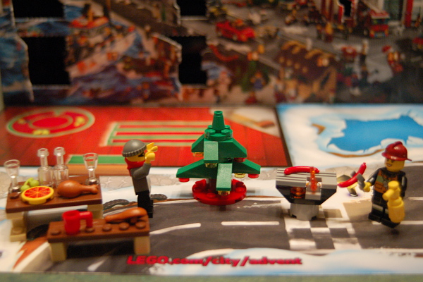 12 Dec 2013 LEGO Advent