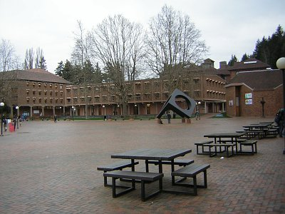 Western Washington University Red Square