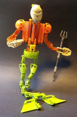 Bionicle Aquaman