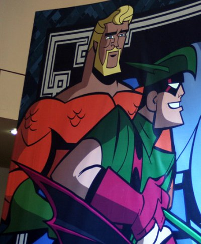 Brave and the Bold Aquaman and Green Arrow?
