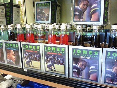 Seahawks and Jones Soda