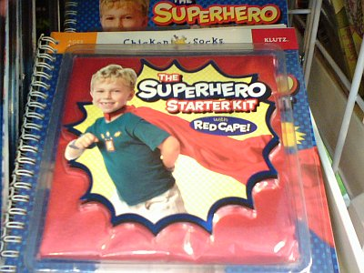 Superhero Starter Kit