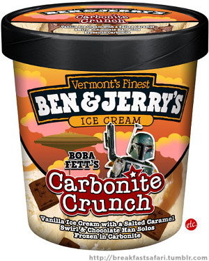 Carbonite Crunch