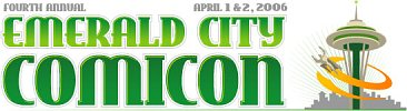 Fourth Annual Emerald City Comicon