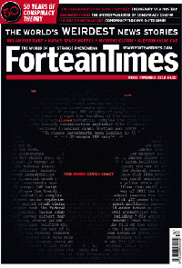 Fortean Times #307 US Cover