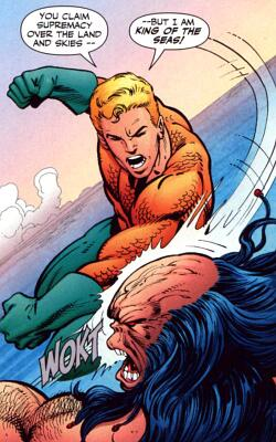 JLA Classified #53 Aquaman
