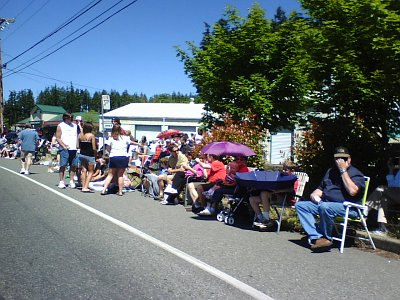Kingston Ferry Parade