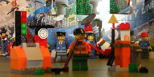 Lego Advent Day 21