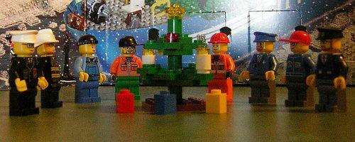 LEGO Advent Calendar Days 24