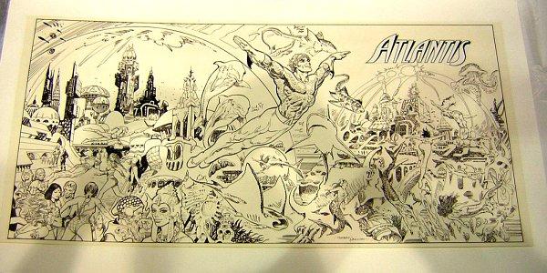 Maroto's Atlantis
