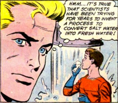 Jim Mooney's Aquaman