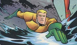 Oeming Aquaman from JLA-Z #2