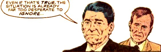 Reagan Says...