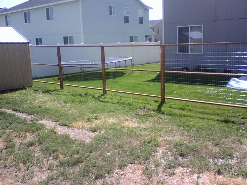 Stepford Fence