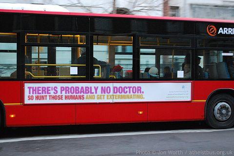 Dalek Bus